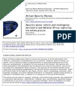 2010_Dehez_SSR Intelligence Sub Saharan
