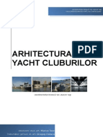 Arhitectura Yacht Cluburilor