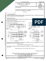 gratare metalice -DIN24531