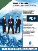 Jurnal Ilmiah PIO Volume 1 No 2 Desember 2014