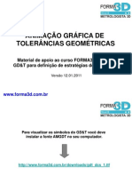 Animacoes de Tolerancias Geometricas