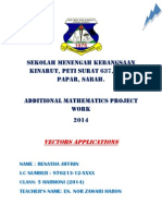 Additional Mathematics Project SPM