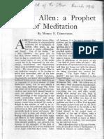 James Allen - A Prophet of Meditation by Murdo Carruthers.pdf