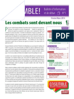 Ensemble - Le Bulletin - Numero 1 - Web