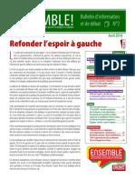 Ensemble - Le Bulletin - Numero 2 - Webweb
