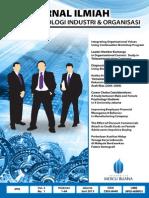 Jurnal Ilmiah PIO Volume 2 No 1 Juni 2015