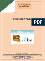 OCCIDENTE DIVIDIDO