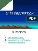 Data Description