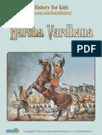 King Harshavardhana - Kings of India – Mocomi.com