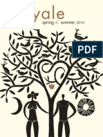 Yale Spring/Summer 2010 Catalogue