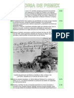 Historia de Pemex