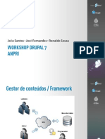 Workshop Drupal - Anpri