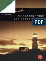 Maigret 09 - Au Rendez-Vous Des Terre-Neuvas - Simenon, George
