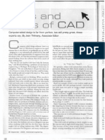 Asme Proscons of Cad