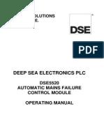 Dse5520 Manual