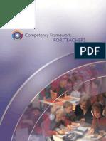 Competency Framework for Teachers