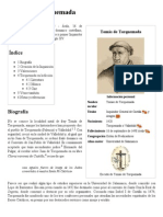 Tomás de Torquemada - Perseguidor de Inocentes