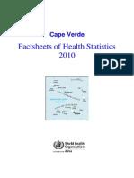 Cape Verde-Statistical Factsheet