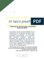 Misioneros de San José, El Laico Josefino (1)