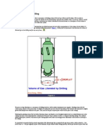 GAs Measurement and Anlysis