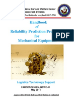 Handbook Prediction of Mechanica Failure