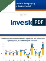 Analisis Economia Paraguaya - ITAU - Armadores - 22-04-2014 (1)