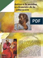 Presentación Lectura Aristóteles .