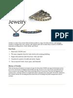 Jewelery Report Meena
