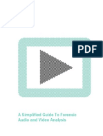 Simplified Guide Audio Video
