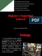 168211334 Exposicion Higiene y Seguridad Laboral