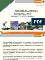 3.- El Extensionismo Agricola en Mexico