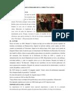 Analisis Literario de La Obra Ñacatita