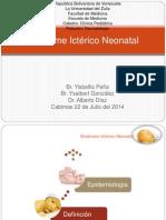 Síndrome Ictérico Neonatal