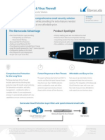 Barracuda Spam & Virus Firewall DS US