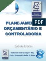 Planejamento Orcamentario e Controladoria