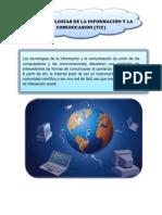 Las Tecnologías de La Información y La Comunicasion