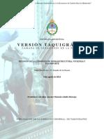 VT Infraestructura, Vivienda y Transporte 06.08.14