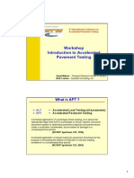 W2 Introduction to APT