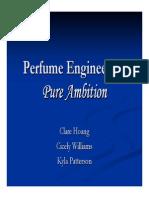 Perfume Final Presentation