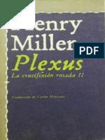 Miller Henry - Plexus La Crucifixion Rosada 02