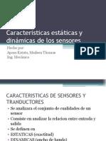 Caracteristicas Estáticas y Dinámicas de Los Sensores (Apaza Katata Mailson)