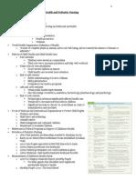 pediatrics kyle notes
