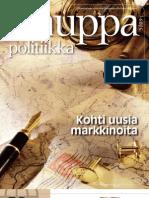 Kauppapolitiikka 5 / 2009