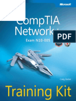CompTIA Network Plus Training Kit Exam N10-005