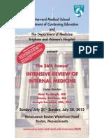 Intensive Review Medicine