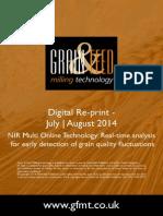 NIR Multi Online Technology
