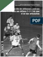El Rol Del Central Defensivo en Un Sistema3-2-1. Philippe Garden