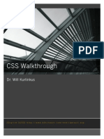 Css Walk Through