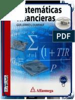 Matemática Financiera Depreciacion Pro2 Final