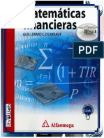 Matemática Financiera Depreciacion Pro2 Final